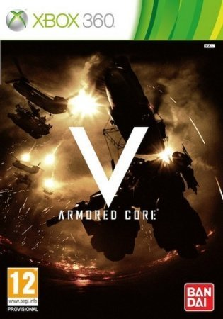 Armored Core V (2012/FREEBOOT)
