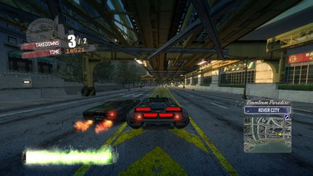 Burnout Paradise The Ultimate Box (2008/FREEBOOT)