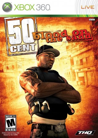 50 Cent Blood On The Sand (2008/FREEBOOT)