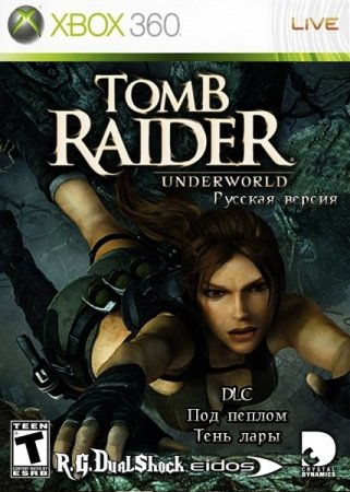 Tomb Raider Underworld Complete Edition (2008/FREEBOOT)