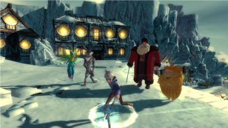 Rise Of The Guardians: The Video Game (2013/FREEBOOT)