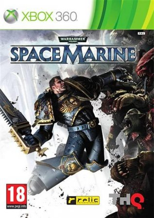 Warhammer 40.000: Space Marine (2011/FREEBOOT)