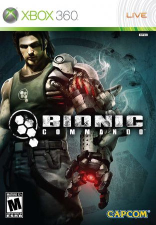 Bionic Commando Rearmed (2008/FREEBOOT)