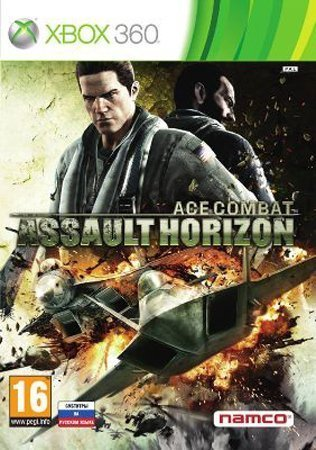Ace Combat: Assault Horizon (2011/FREEBOOT)