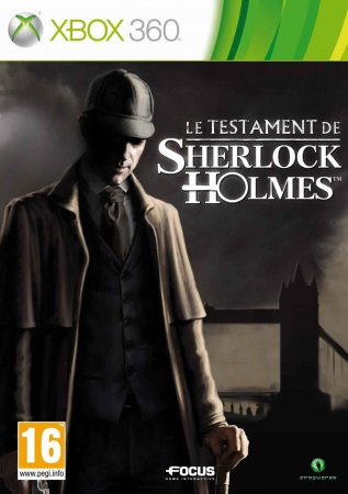 The Testament of Sherlock Holmes (2012/FREEBOOT)