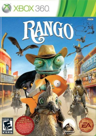 Rango: The Video Game (2011/FREEBOOT)