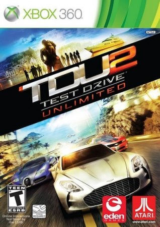 Test Drive Unlimited 2 (2011/FREEBOOT)