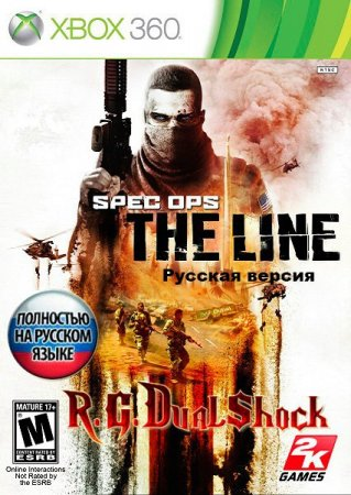Spec Ops: The Line (2012/FREEBOOT)
