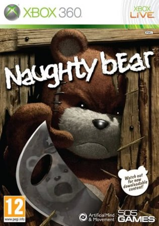 Naughty Bear (2010/FREEBOOT)