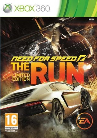 Need For Speed: The Run (2011/FREEBOOT)