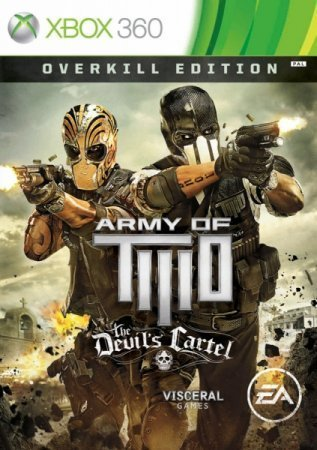 Army of TWO: The Devil's Cartel (2013/FREEBOOT)