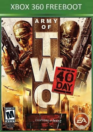 Army of TWO™ The 40th Day (2010/FREEBOOT)