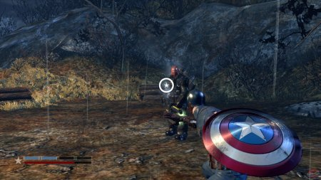 Captain America: Super Soldier (2011/FREEBOOT)