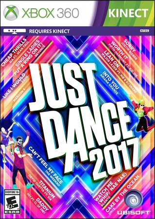 Just Dance 2017 (2016/FREEBOOT)