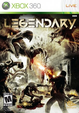 Legendary (2008/FREEBOOT)