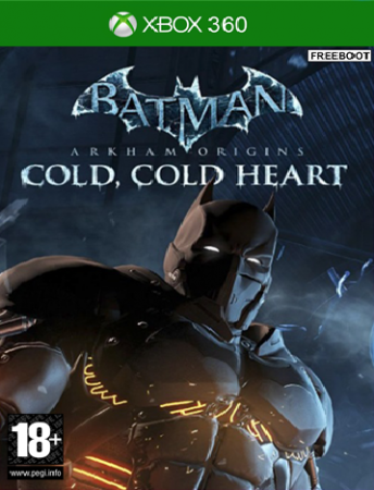 Batman: Arkham Origins - Cold, Cold Heart (2014/FREEBOOT)