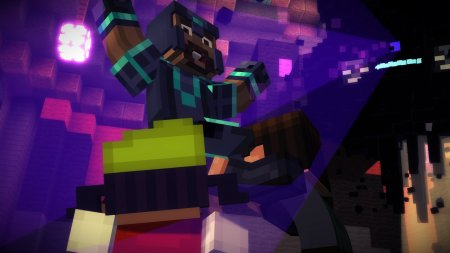 Minecraft: Story Mode - A Telltale Games Series. Episode 1-8 (2015/FREEBOOT)