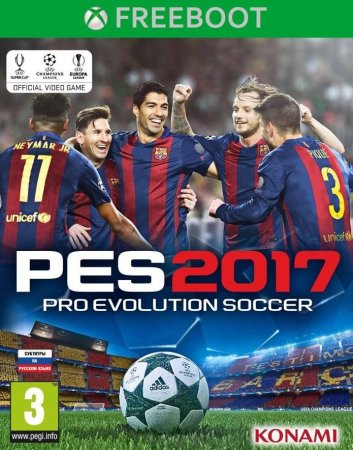 Pro Evolution Soccer 2017 (2016/FREEBOOT)