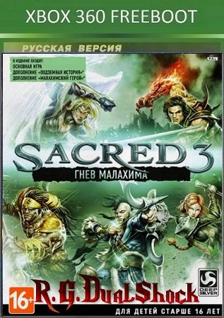 Sacred 3: Complete Edition (2014/FREEBOOT)