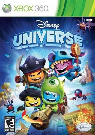 Disney Universe (2011/FREEBOOT)