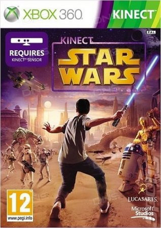 Kinect Star Wars (2012/FREEBOOT)