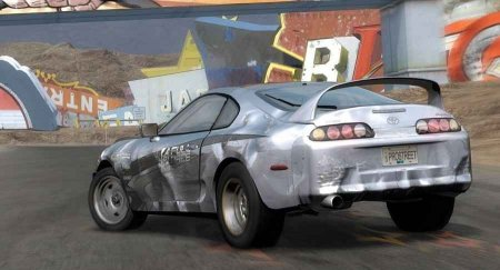 Need for Speed: Pro Street (2007/FREEBOOT)