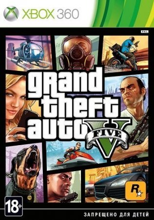 GTA 5 / Grand Theft Auto V (2013/FREEBOOT)