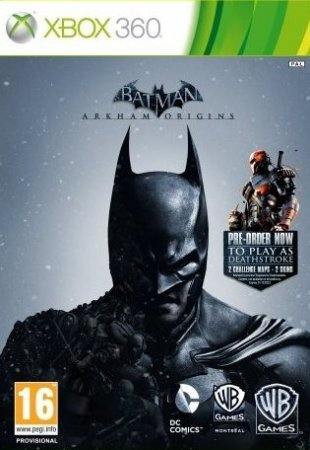 Batman: Arkham Origins - Blackgate Deluxe Edition (2014/FREEBOOT)