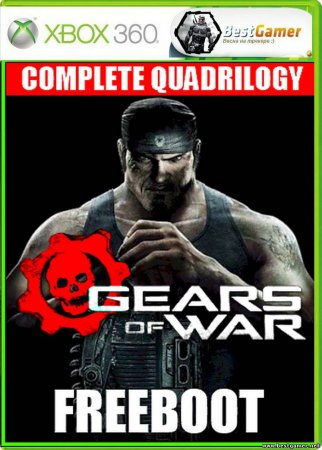 Gears of War - Complete Quadrilogy (2006-2013/FREEBOOT)
