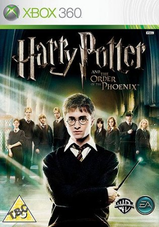 Harry Potter and the Order of the Phoenix (2007/FREEBOOT)
