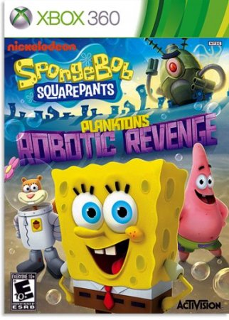 SpongeBob SquarePants: Plankton's Robotic Revenge (2013/FREEBOOT)
