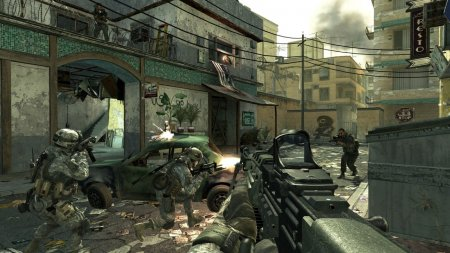 Call of Duty: Modern Warfare 3in1 (2007-2011/FREEBOOT)