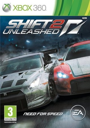 Need for Speed: Shift 2 Unleashed (2011/FREEBOOT)