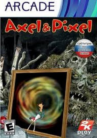 Axel & Pixel (2009/FREEBOOT)