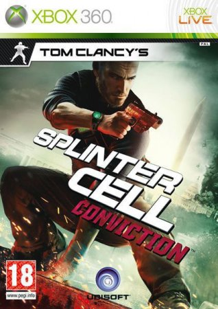 Tom Clancy's Splinter Cell: Conviction - Deluxe Edition (2010/FREEBOOT)