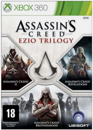 Assassin's Creed: Ezio Trilogy (2011/FREEBOOT)