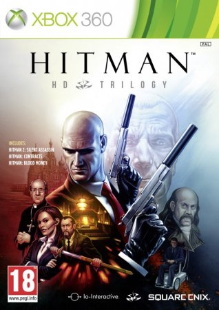 Hitman HD Trilogy (2013/FREEBOOT)