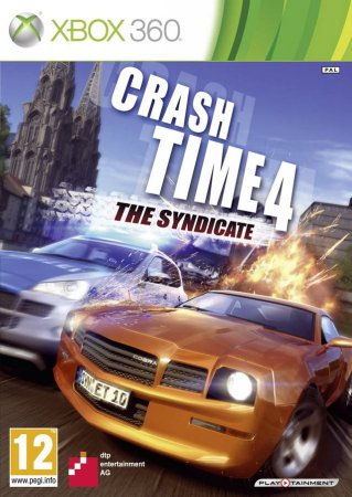 Crash Time 4: The Syndicate (2012/FREEBOOT)
