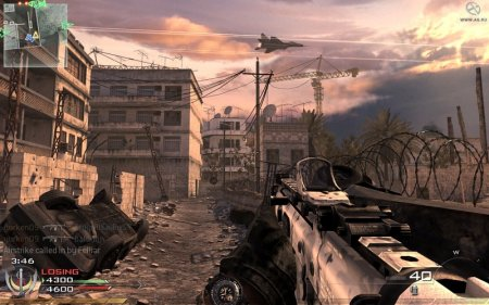 Call of Duty: Modern Warfare 2 (2009/FREEBOOT)