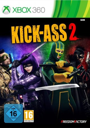 Kick-Ass 2: The Game (2014/FREEBOOT)