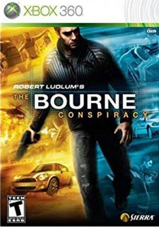 Robert Ludlum's The Bourne Conspiracy (2008/FREEBOOT)