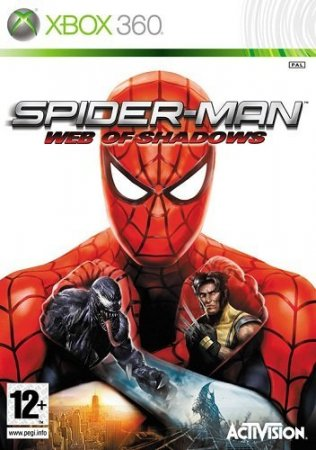 Spider-Man: Web of Shadows (2008/FREEBOOT)