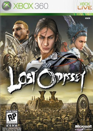 Lost Odyssey (2007/FREEBOOT)
