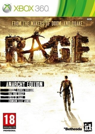 RAGE (2011/FREEBOOT)