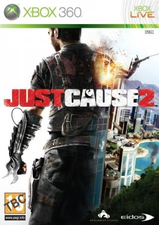 Just Cause 2 (2010/FREEBOOT)
