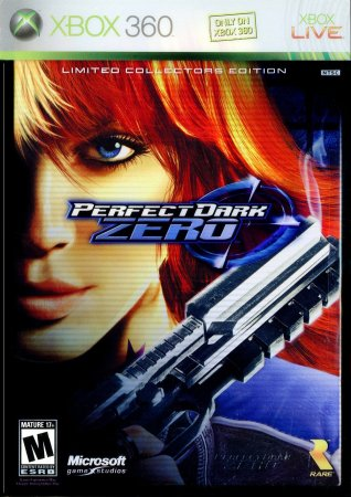 Perfect Dark Zero (2005/FREEBOOT)