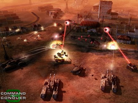 Command & Conquer 3: Tiberium Wars (2007/FREEBOOT)