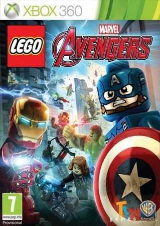 LEGO Marvel's Avengers (2016/FREEBOOT)