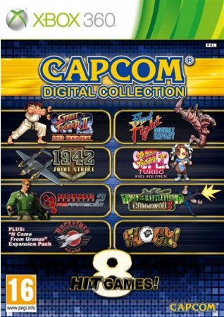 Capcom Digital Collection (2012/FREEBOOT)