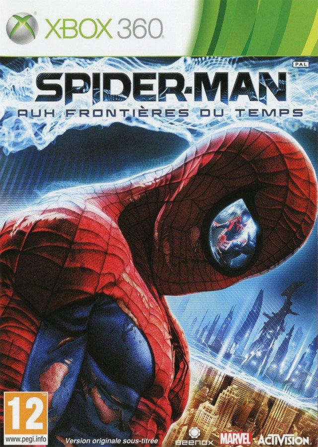 Игра spider-man: edge of time (2011) скачать через торрент.